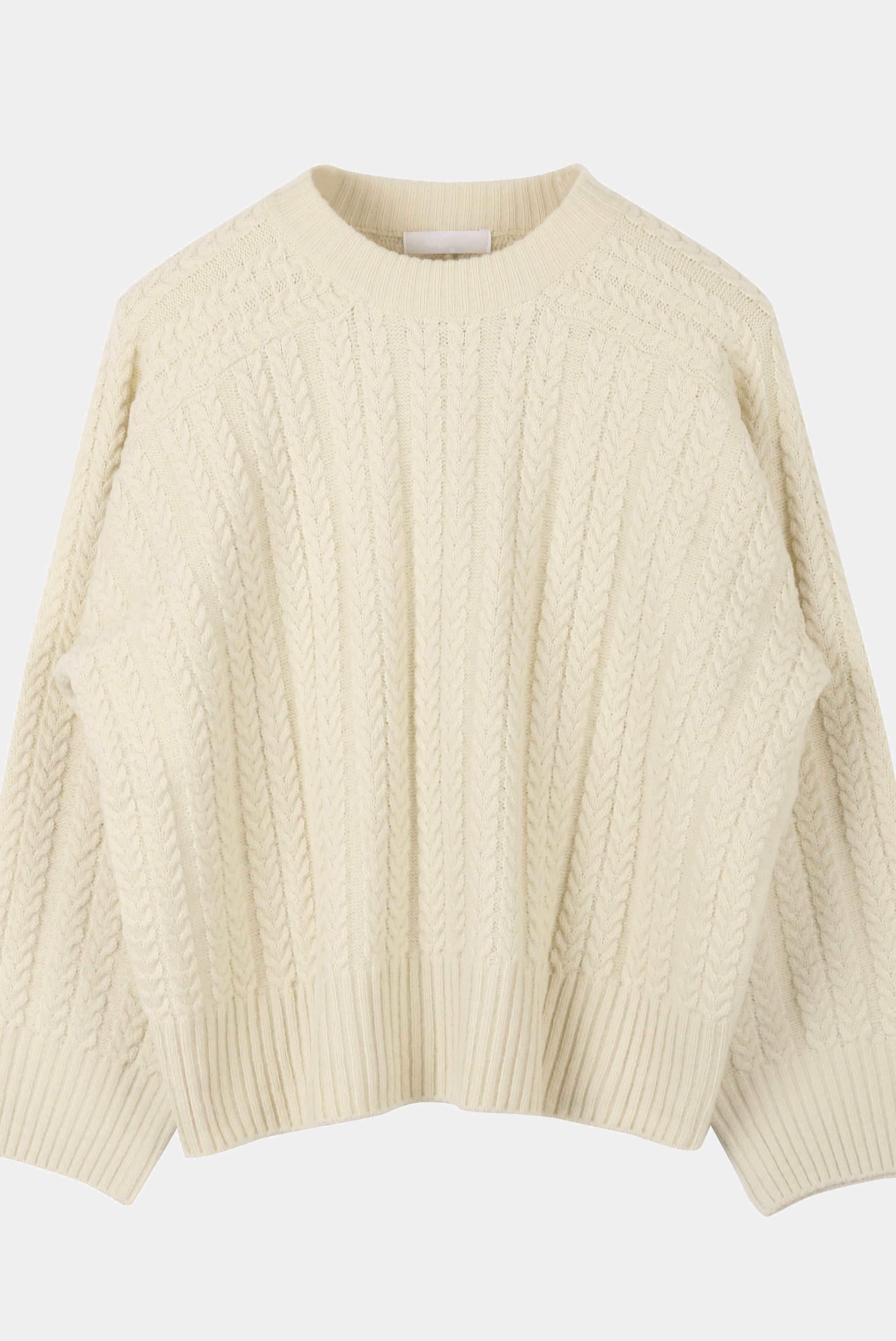 (W) Stay Twist_Knitwear