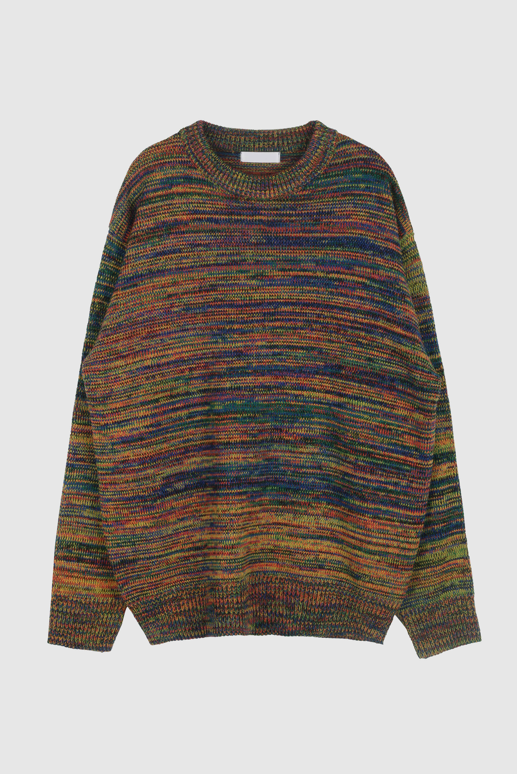Multi_Gradation Knit