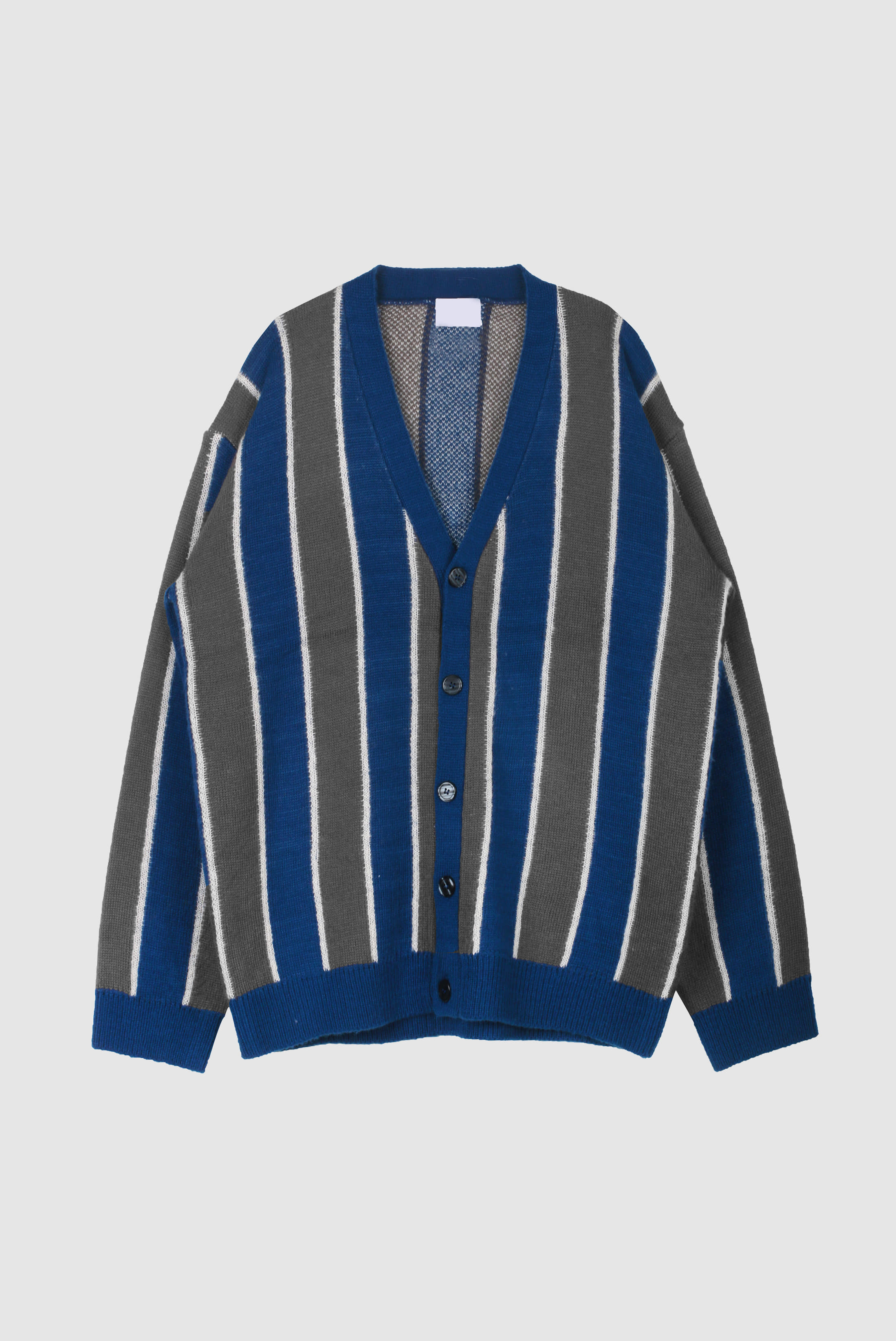 Stripe_Tam Knit_Cardican