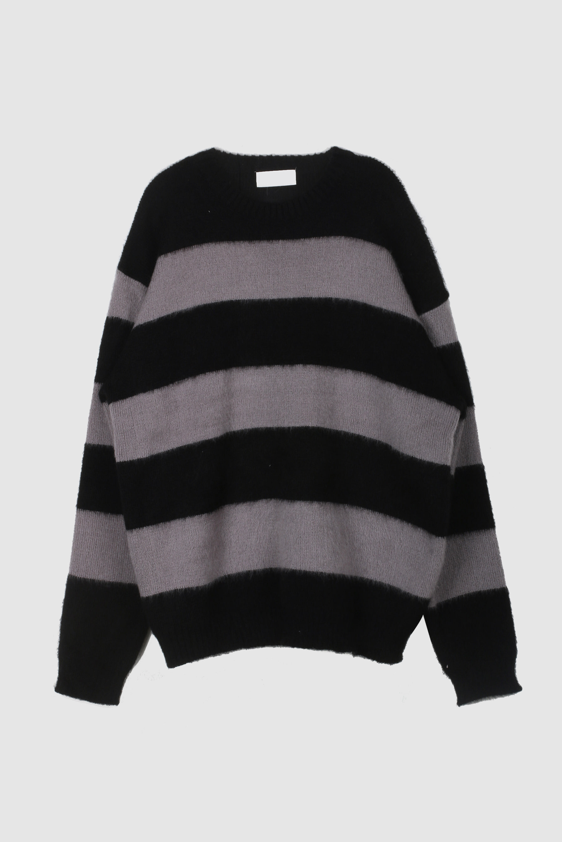 Hairy Stripe_Knit